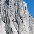 El Capitan in Yosemite National Park, California — Stock Photo