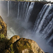 The Victoria Falls — Stock Photo
