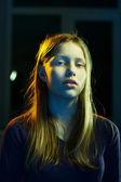 Teenager girl — Zdjęcie stockowe