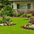 Manicured Yard — Stock Photo #26747279