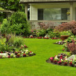Manicured Yard — Stockfoto #26747279