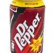 Dr. Pepper — Stock Photo #12336250