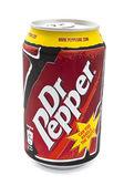 Dr. Pepper — Stock Photo