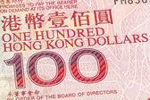 100 HKD — Stock Photo
