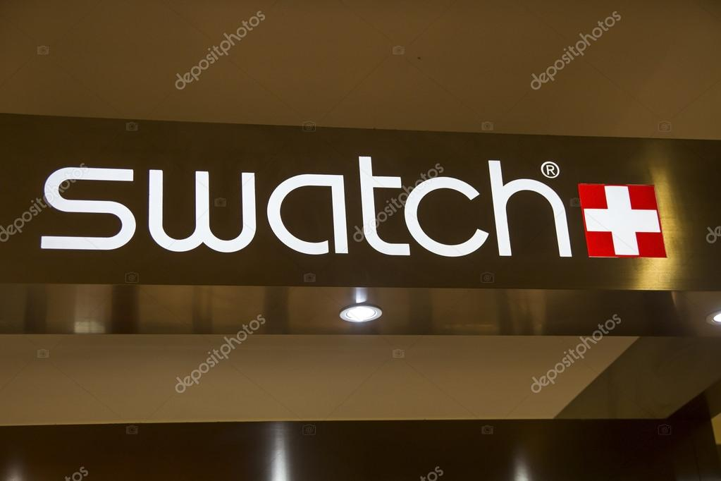 Swatch Store — Stock Photo #12671260