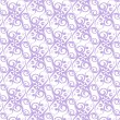 Seamless Floral Pattern - Grafika wektorowa