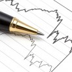 Borsa Analiz — Stok fotoğraf