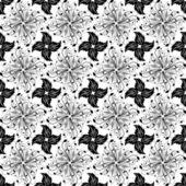 Kwiatowy wzór — Wektor stockowy