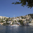 Symi island, , Greece — Stock Photo