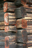 Oude hout achtergrond — Stockfoto