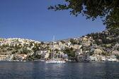 Symi island, , Greece — Stock Photo