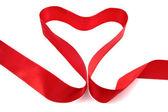 红丝带 — 图库照片