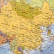 Royalty-Free Stock Photo: China Map