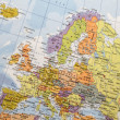 Europe map — Stock Photo #22490733