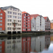 Trondheim, Norway — Foto Stock #23957579