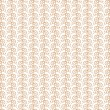 Seamless hearts pattern — Vector de stock #24400499