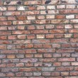 Red bricks wall — Stock Photo #28264075
