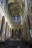 Cathedral of St Vitus ,Prague — Stock Photo