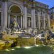 Stock Photo: Fontandi Trevi in Rome