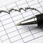 Stock market analyze — Stock Photo #3354963