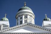 赫尔辛基大教堂 — 图库照片