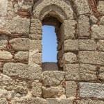 Acropolis in Lindos town, Rhodes — Stock Photo