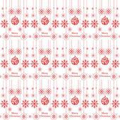Wesoły Boże Narodzenie wzór — Wektor stockowy