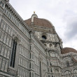 Stock Photo: Cathedral SantMaridel Fiore , Florence