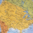 United States map — Stock Photo #35296091
