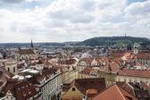 布拉格城市景观 — 图库照片