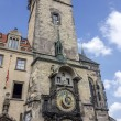 Clock tower of Prague — Stock Photo
