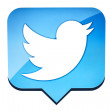 Stock Photo: Twitter bird