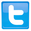 Stock Photo: Twitter logo