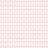 Bezešvé mřížky vzor — Stock vektor