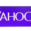 YAHOO — Stock Photo