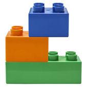 Mattoncini colorati — Foto Stock