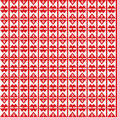 Seamless Geometric Pattern — Stock Vector