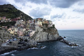 Landsacpe of Manarola, Cinque Terre — Stock fotografie
