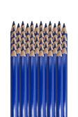 Lápiz de color azul — Foto de Stock