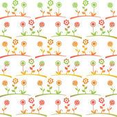 Spring flowers — Stock Vector