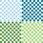 无缝格子图案 — 图库矢量图片