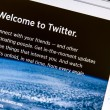 Twitter website — Stock Photo #50588303