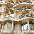 Royalty-Free Stock Photo: BARCELONA, SPAIN - DECEMBER 16: Casa Mila, or La Pedrera, on Dec