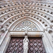 Santa Maria del Mar, Barcelona. — Stock Photo