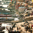 Varanasi (Benares) - Stock Photo