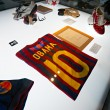 BARCELONA - SPAIN, DECEMBER 19: The FC Barcelona museum inaugura — Stock Photo