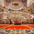 The Blue Mosque, Istanbul, Turkey. — Stock Photo #12236864