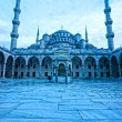 The Blue Mosque, Istanbul, Turkey. — Stock Photo #12236876