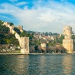 Rumeli Fortress, Istanbul, Turkey. — Stock Photo