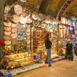 ISTANBUL - JANUARY 25,: the Grand Bazaar, considered to be the o — Stock Photo #12236966